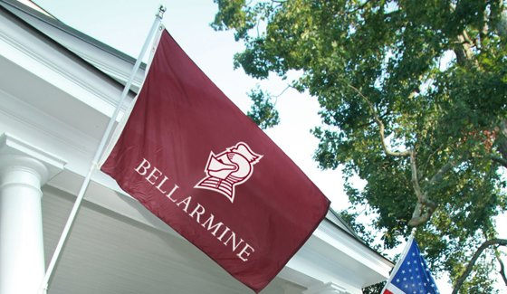 Bellarmine House Flags